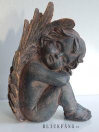 Brun-angel