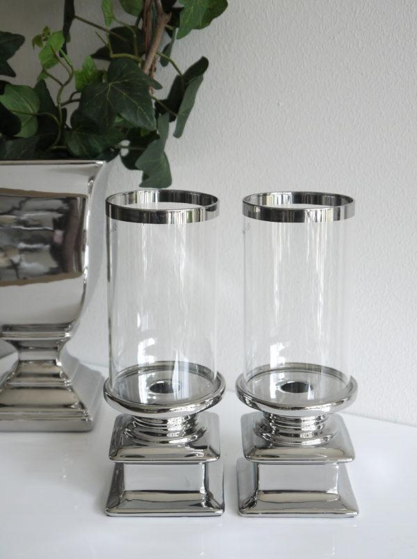 Ljuslykta-i-silver-med-cylinderglas