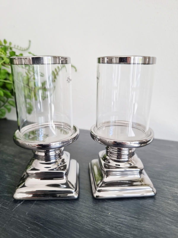 Ljuslykta-i-silver-med-glascylinder-4