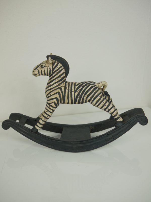 Zebra-prydnadssak