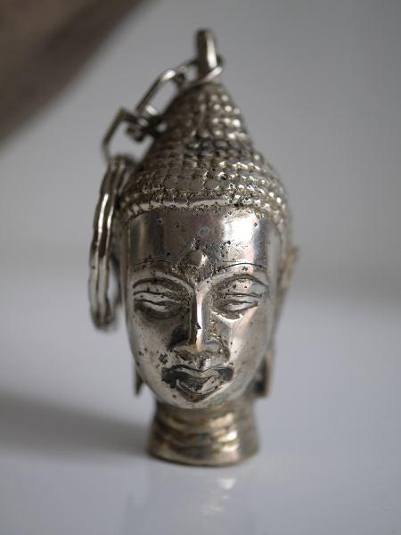 buddha-nyckelring