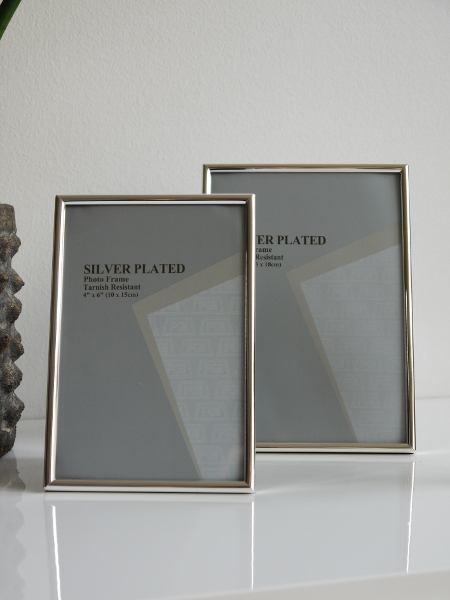 fotoram-silver-smal-kant