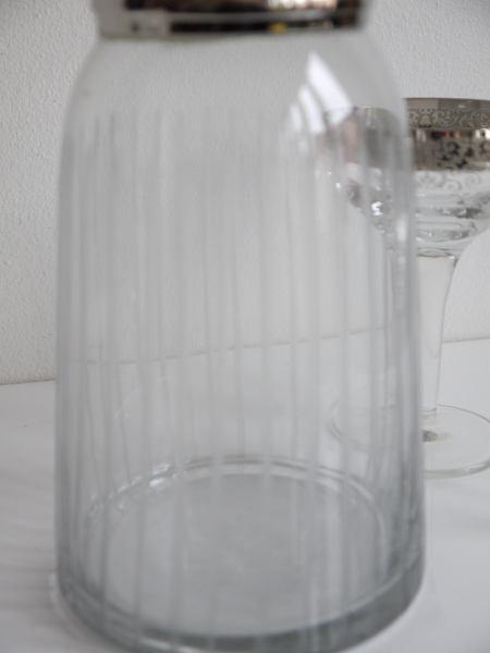 karaff glas