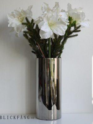 Konstgjord vit amaryllis