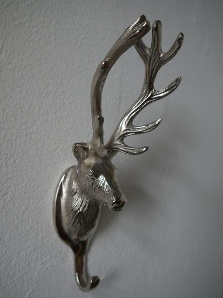 krok hjort silver