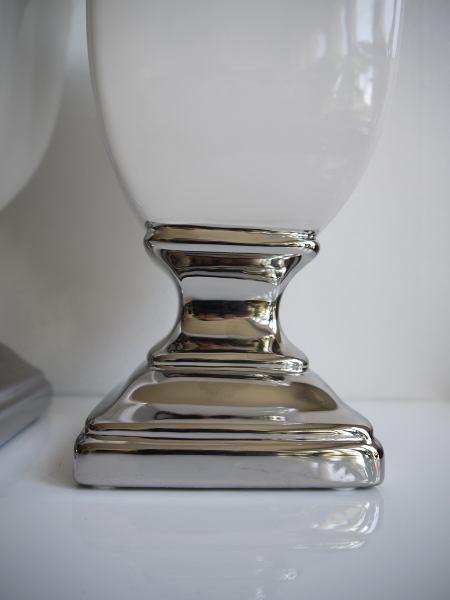 kruka-silverfot