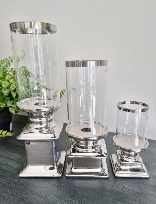 ljuslykta-i-silver-med-glascylinder