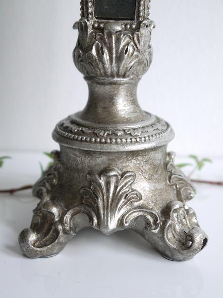 ljusstake antik guld