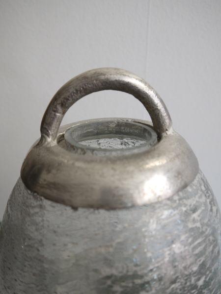 lykta fat glascylinder