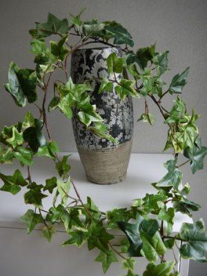 Konstgjord murgröna girlang med naturtrogna blad
