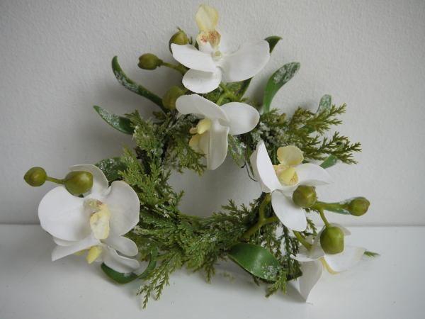 orkide-ljusmanschett