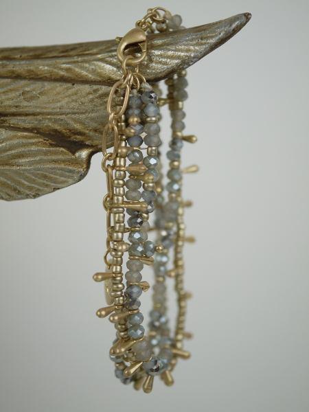 parlarmband-guld