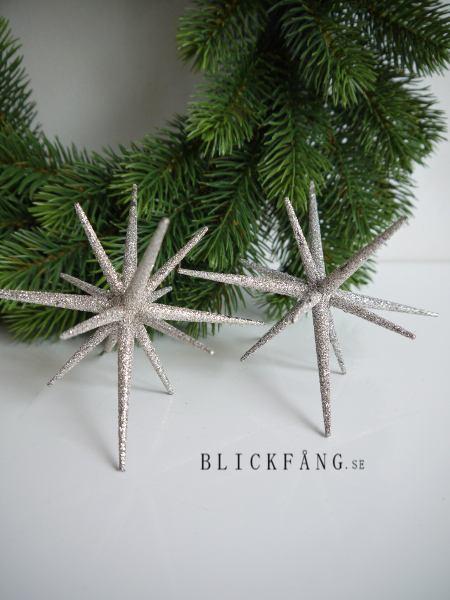 silver-dekoration