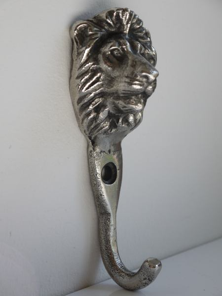 silver krok lejon