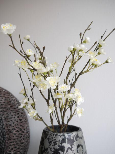 vit blomkvist