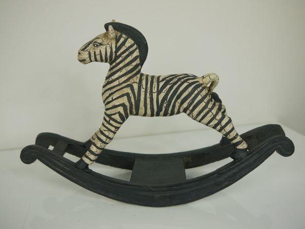 zebra-prydnad