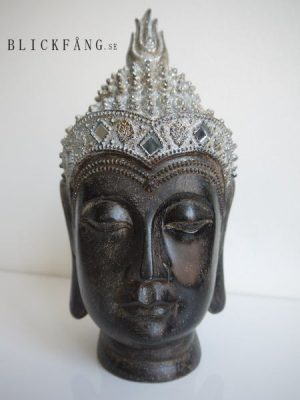 Buddha ansikte prydnadsfigur