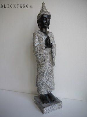 Stående buddha prydnadsfigur
