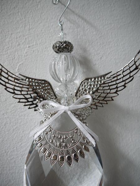 ängel glas
