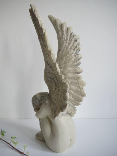 ängel prydnadsfigur