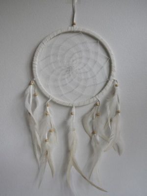 Drömfångare vit. Besök Blickfång.se