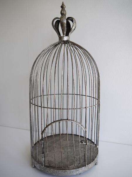 fagelbur-silver