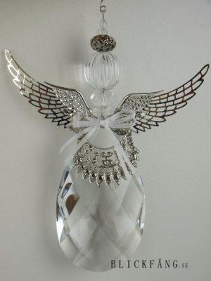 Prisma ängel för upphängning. Besök Blickfång.se