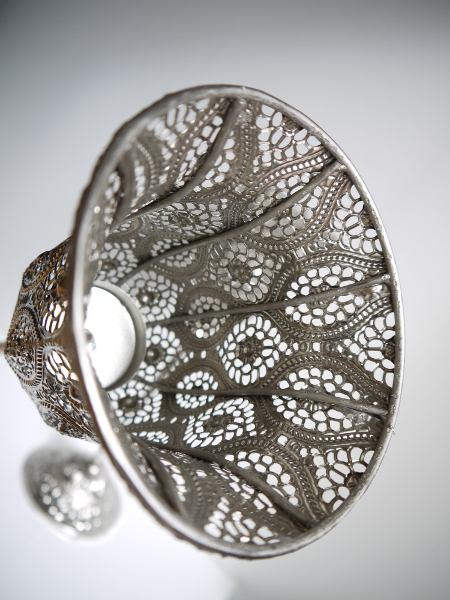 ljuslykta-halmonster-silver