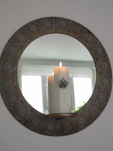 vagglampett-spegel