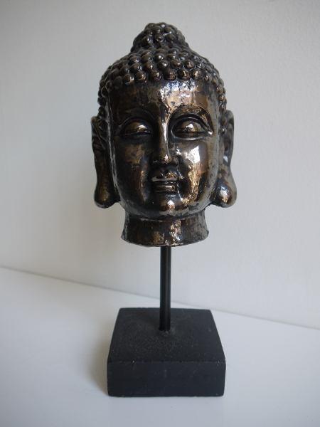Rustik-buddha-ansikte-prydnad