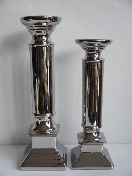 silver-blockljusstake