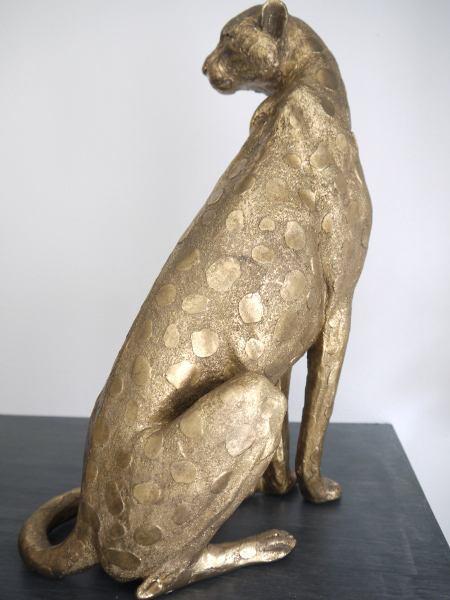 Stor-guld-leopard-prydnadsfigur-3