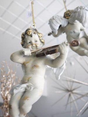 Hängande ängel gammaldags stil. Besök Blickfång.se