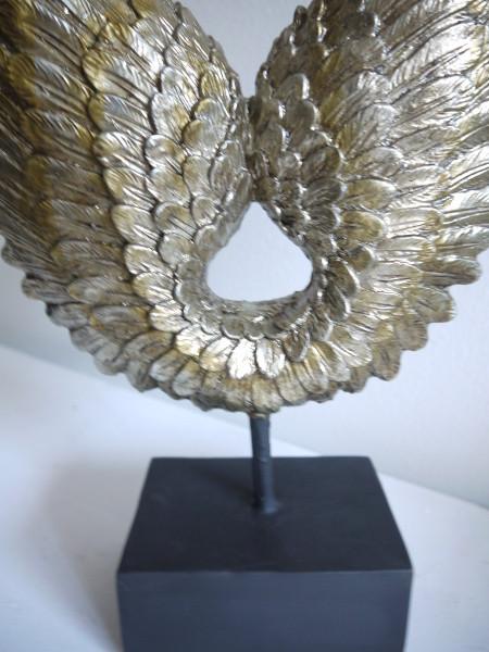 Anglavingar-prydnad-silver-guld-2