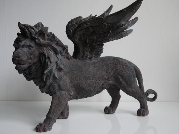 lejon med vingar