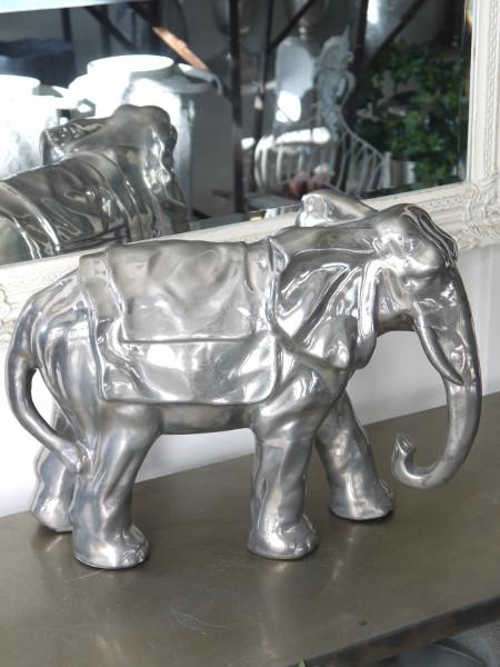 elefant prydnadsfigur
