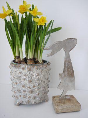 Påskhare dekoration till påsk