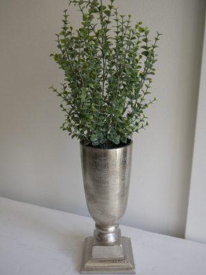 Konstgjord eucalyptus gron vaxt