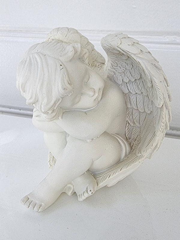 vit-angel-prydnadssak