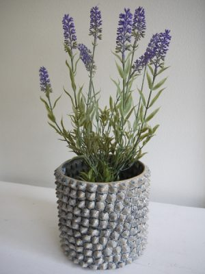 Konstgjord lavendel. Besök Blickfång.se