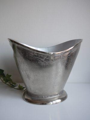Ruff skal i silver