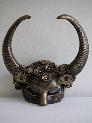 Dekorationsmask