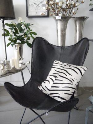 Kudde med zebramonster