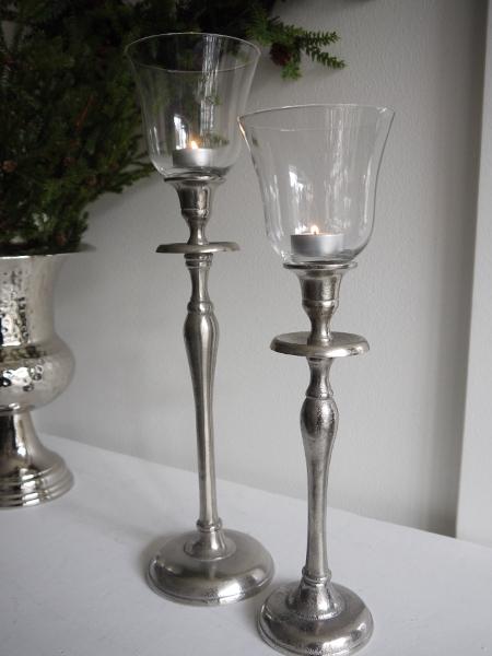 Glaskupa-till-ljusstake-i-klarglas