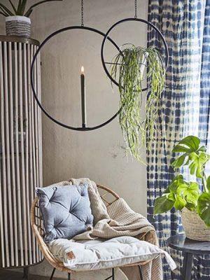 Hang ljusstake for inredning & dekoration