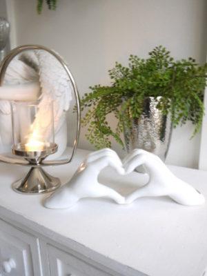 Hjärtan för inredning och dekoration. Besök blickfång.se