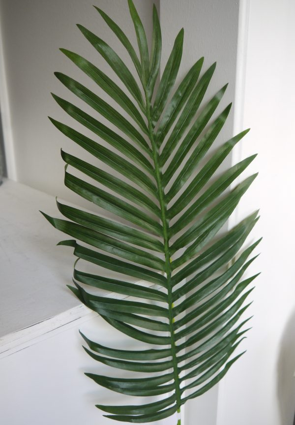 Konstgjort-palmblad