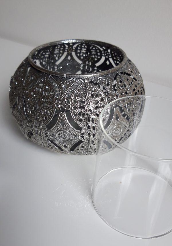 Ljuslykta-halmonster-i-silver-2