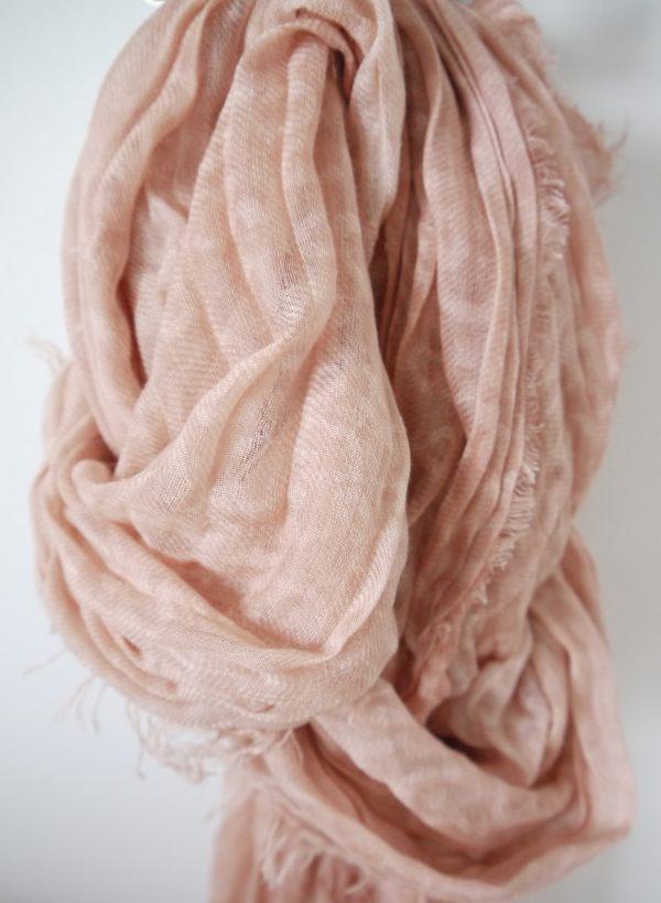 Rosa-scarf