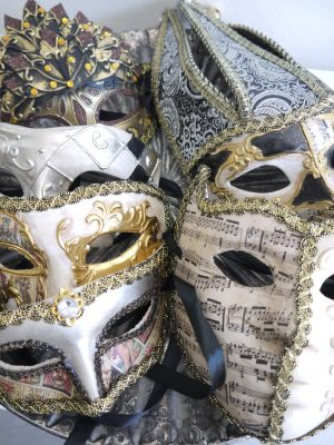 Masker för inredning och dekoration